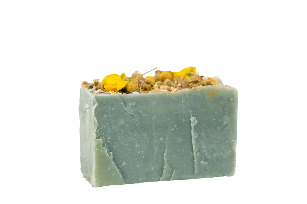 Eucalyptus & Chamomile Certified Organic Soap