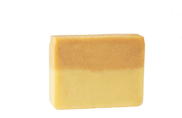 Organic Handcrafted  Oud Casablanca Soap Bar. Exfoliating Natural Loofah .