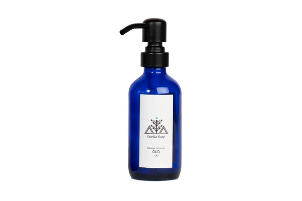 Oud Body Oil
