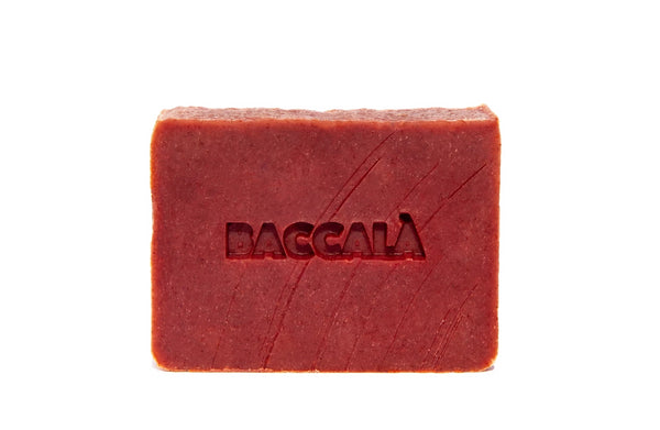 Baccala Magazine Soap Madder Root made by Ourika Soap