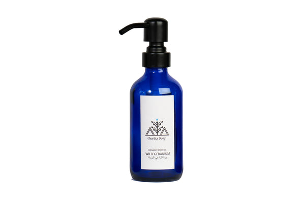 Wild Geranium Body Oil