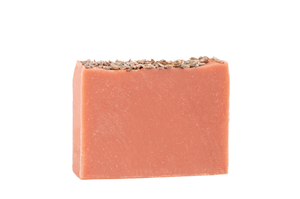 Pink Geranium Soap with Lavender Organic