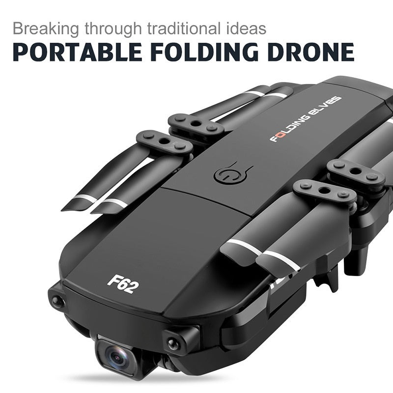 F62 Drone Foldable Portable
