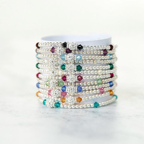 Tiffany Ruby Bracelet (July Birthstone)