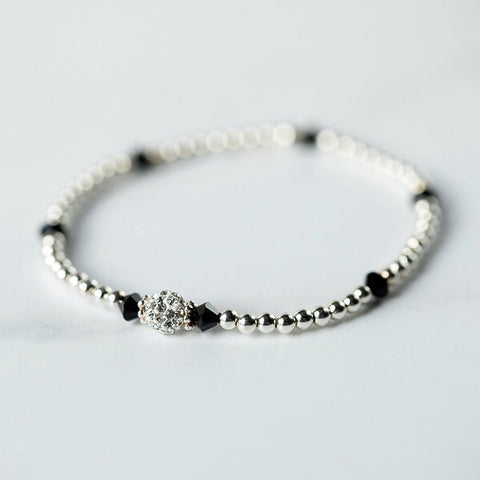 Tiffany Jet Black Bracelet