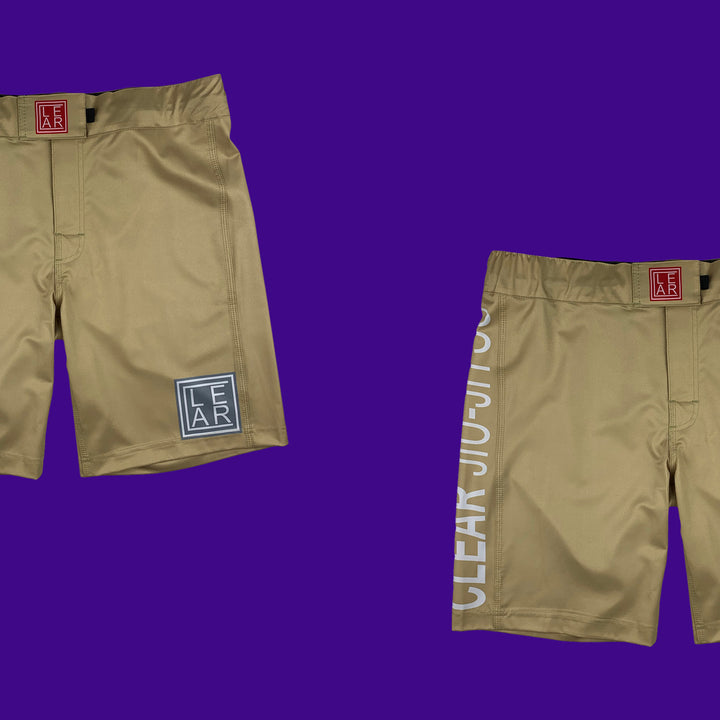 Clear Grappling Shorts