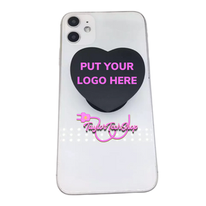 50 Custom Phone Grips - Cute Phone Cases