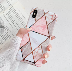 Marble Trouble - Cute Phone Cases