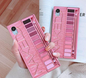 MakeUp Pallette (Soft Case) - Cute Phone Cases