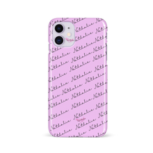 Load image into Gallery viewer, 3D Custom Name Phone Case