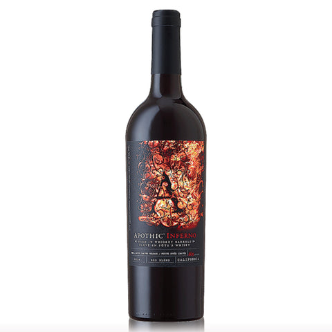 Apothic Inferno Red Blend Wine