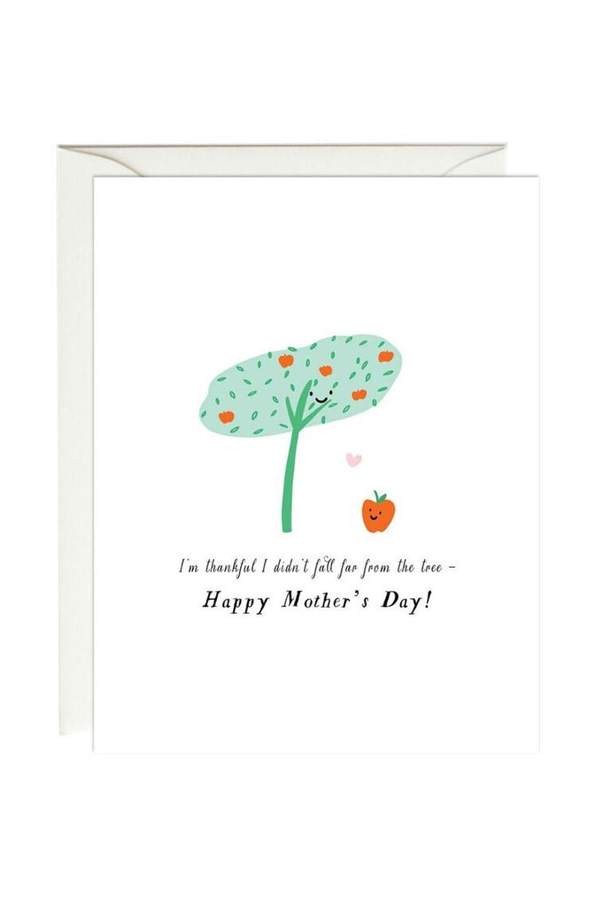 mother's day usa made notecard