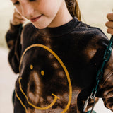 the smile sweatshirt | kids
