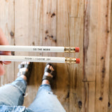 Inspirational Pencils - ramble-and-company.myshopify.com - Accessories