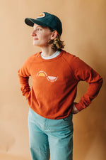 the world needs sweatshirt | autumnal