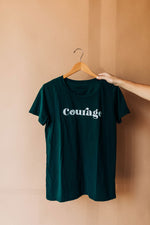 the courage tee | june bug