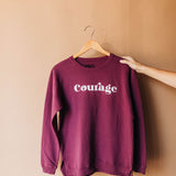 do hard things | raglan sweatshirt - ramble-and-company.myshopify.com - Sweater