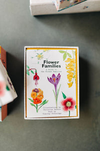 flower families | go fish game
