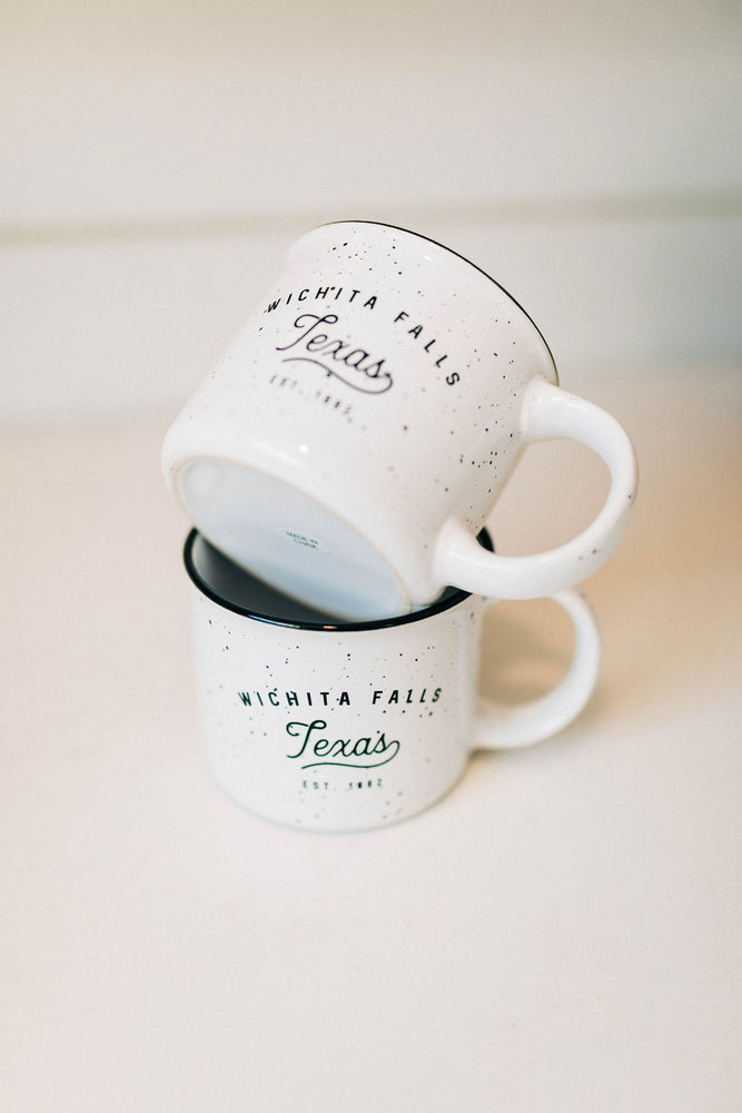 wichita falls | camp mug