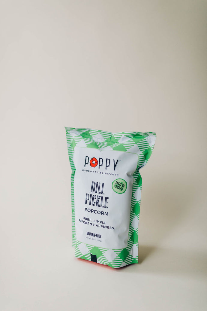 dill pickle | popcorn market bag