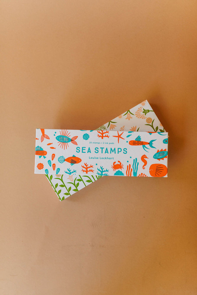 sea | stamps