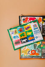 world of eric carle | pouch puzzle