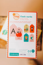 my abc's | ring flash cards