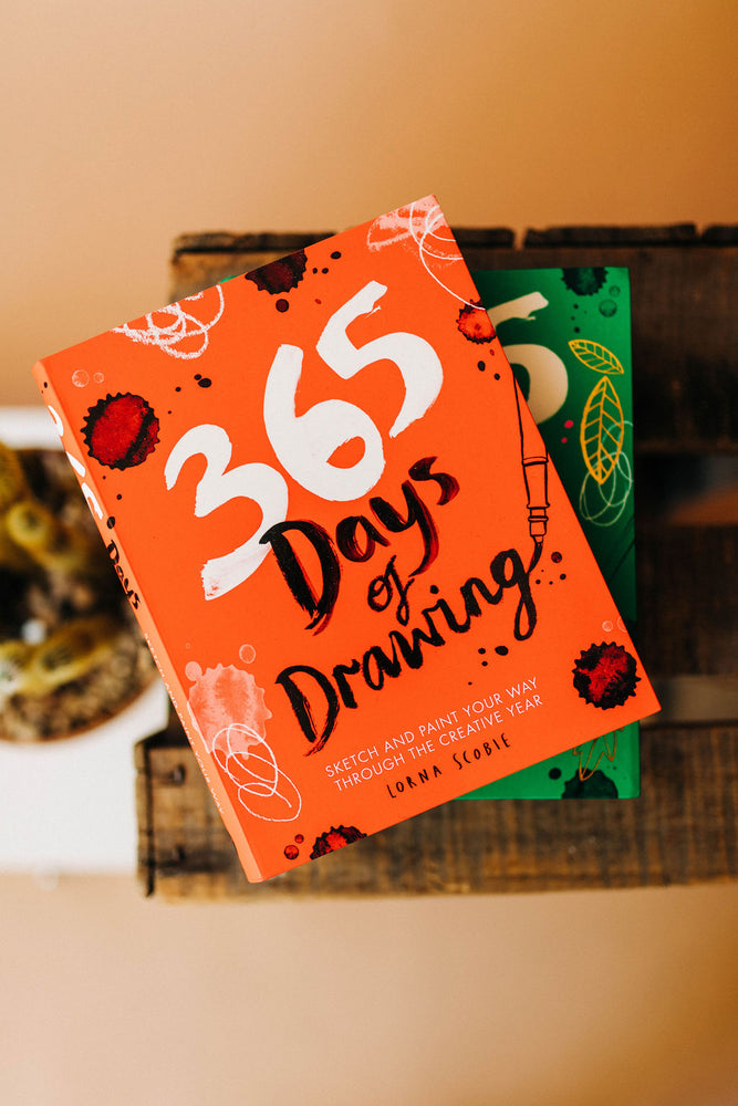 365 days of drawing | workbook
