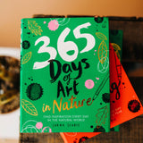 365 days of art in nature | workbook