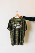 the ramble tee | camo