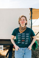 the joy tee | june bug