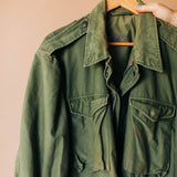 army jacket | vintage no. 2