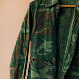 camo army jacket | vintage no. 4