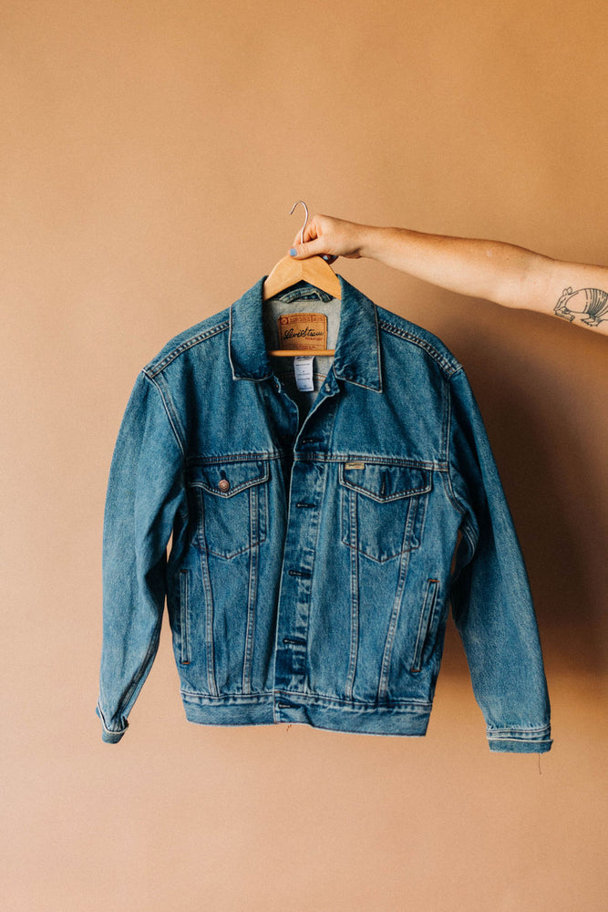 levi denim jacket | vintage no. 5