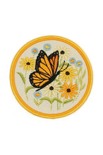 butterfly | embroidered patch
