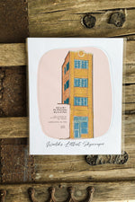 wichita falls print | 7 designs