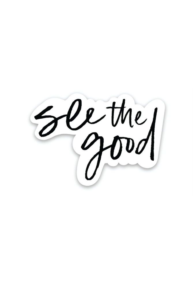 see the good script | sticker
