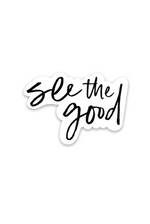 see the good  sticker - ramble-and-company.myshopify.com - stickers