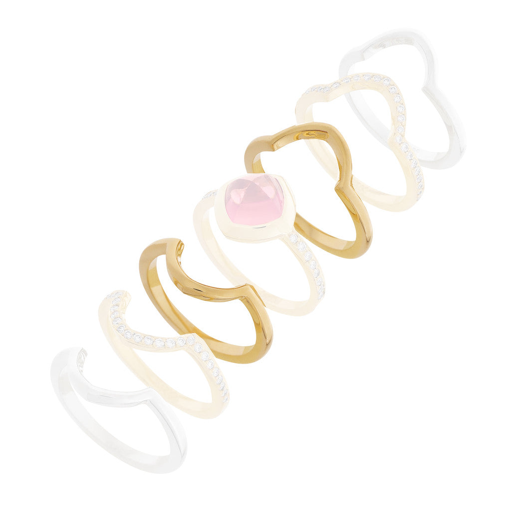 Shop rings online | Dolce Extra | Yellow ECO-GOLD® , free shipping worldwide