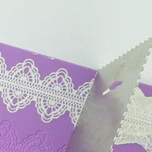 Load image into Gallery viewer, Silicone Molding Lace Mat