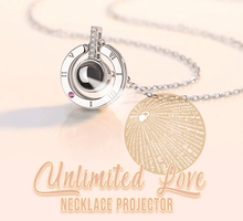 Load image into Gallery viewer, Endless Love Projector Jewelry with Design Box
