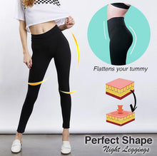 Load image into Gallery viewer, Perfect Shape Night Leggings