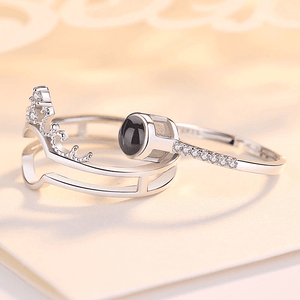 Endless Love Projector Jewelry with Design Box