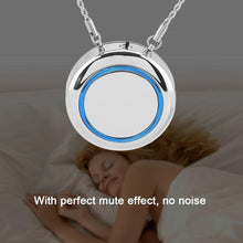Load image into Gallery viewer, Personal Air Purifier Necklace