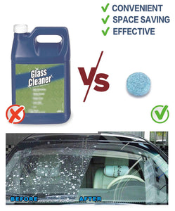 Windshield Cleaner Tablet-6pcs