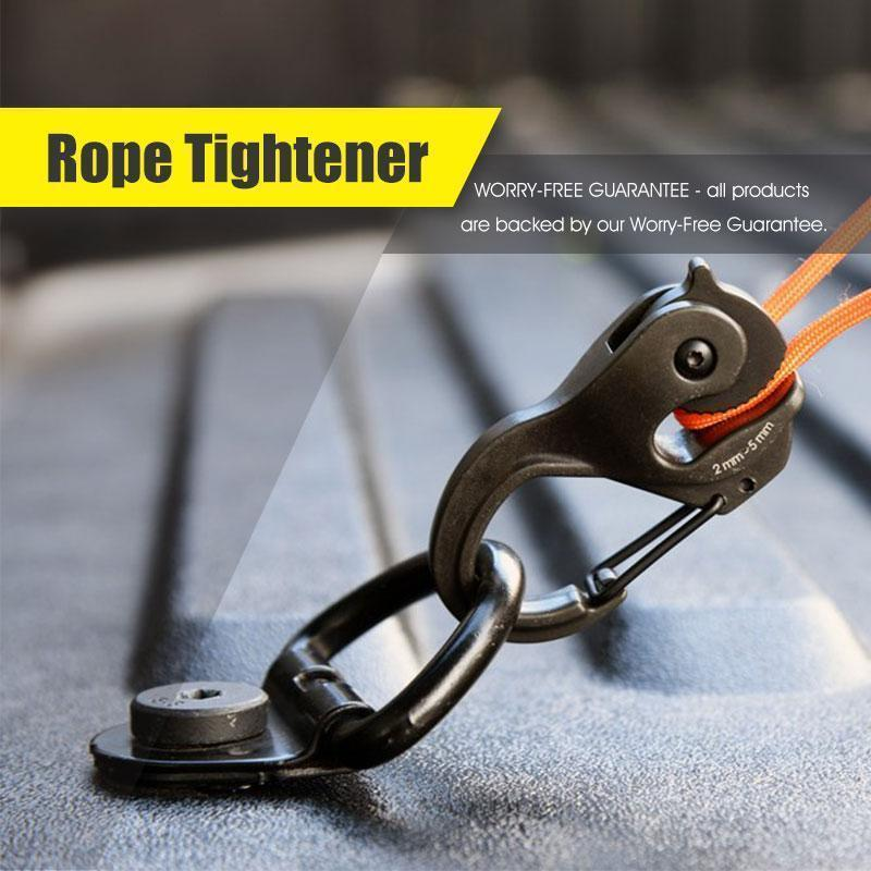 Rope Securing Tool