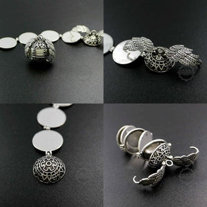 Angel Wing Expandable Locket