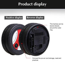Load image into Gallery viewer, Portable Electric Tire Pump