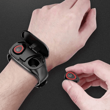 Load image into Gallery viewer, 2in1 Smartwatch and Ear Buds