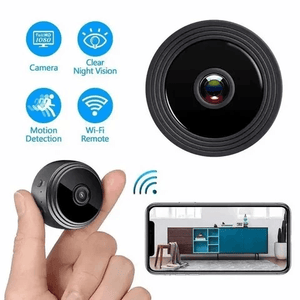 Magnetic Wireless Camera